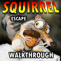 Ena Squirrel Escape Walkt…
