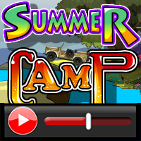 Summer Camp Escape Walkth…
