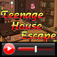 Teenage House Escape Walk…