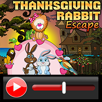 Thanksgiving Rabbit Escap…