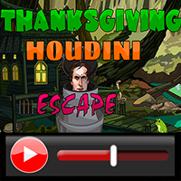 Thanksgiving Houdini Esca…