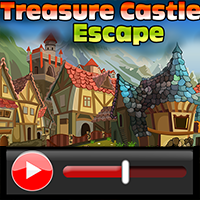 Treasure Castle Escape Wa…