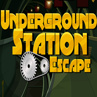 Underground Station Escap…