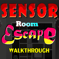 Sensor Room Escape Walkth…
