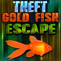 Theft Gold Fish Tank Esca…
