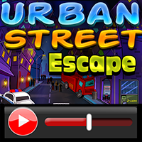 Urban Street Escape Walkt…