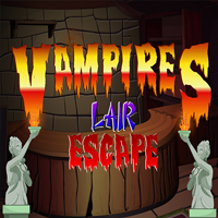 Vampires Lair Escape