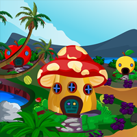 Vegetable Island Escape