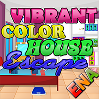 Vibrant Colour House Esca…