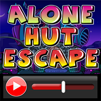 Alone Hut Walkthrough