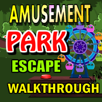 Amusement Park Escape Wal…
