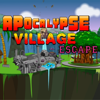 Apocalypse Village Escape