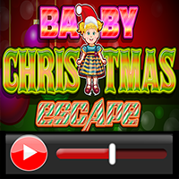 Baby Christmas Escape Wal…
