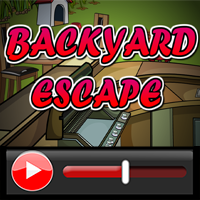 Backyard Escape Walkthrou…