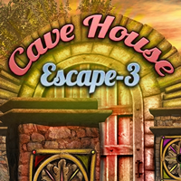Cave House Escape 3