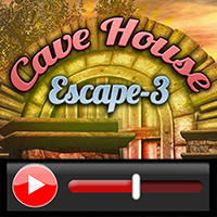 Cave House Escape 3 Walkt…