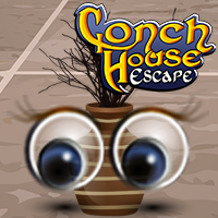 Conch House Escape Walkth…