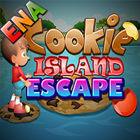 Cookie Island Escape