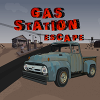 Ena Gas Station Escape