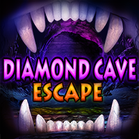 Diamond Cave Escape