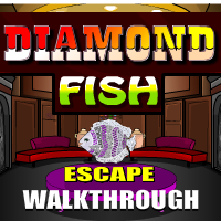 Diamond Fish Escape Walkt…