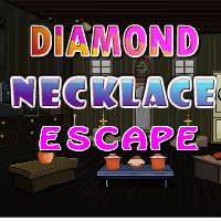 Diamond Necklace Esc…