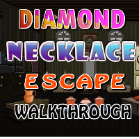 Diamond Necklace Escape W…