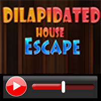 Dilapidated House Escape …