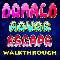 Donald House Escape Walkt…
