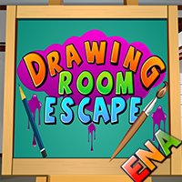 Drawing Room Escape Walkthrough