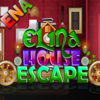 Elina House Escape Walkth…