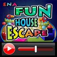 ENA Fun House Escape Walk…
