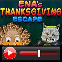 ENA's Thanks Giving Escap…