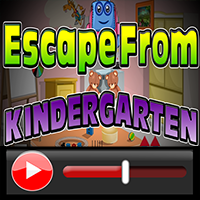 Escape From Kinder Garten…
