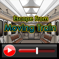 Escape From Moving Train …