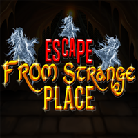 Escape From Strange Place…