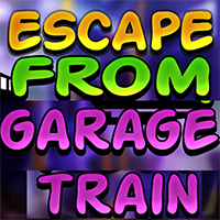 Escape From Garage Train