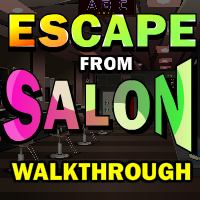 Escape From Salon Walkthr…