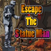 Escape The Statue Man