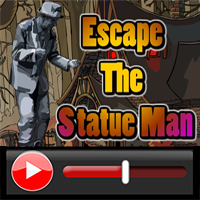 Escape The Statue man Wal…