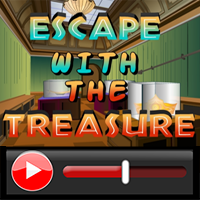 Escape With The Treasure …