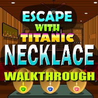 Escape With Titanic Necla…