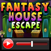 Fantasy House Escape Walk…