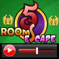 5 Room Escape Walkthrough
