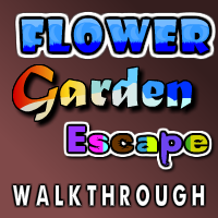 Flower Garden Escape Walk…