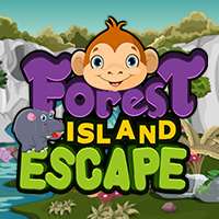 Forest Island Escape Walk…