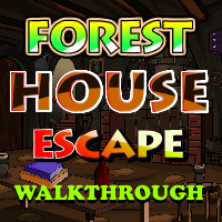 Forest House Escape Walkt…