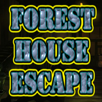 ENA Forest House Escape
