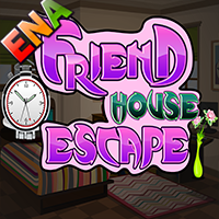 Friend House Escape