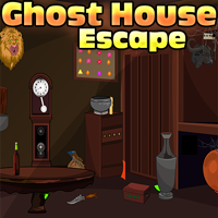 Ghost House Escape